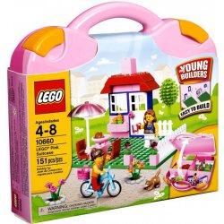 LEGO 10660 Różowa Walizka