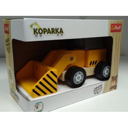 Drewniana Koparka 61141