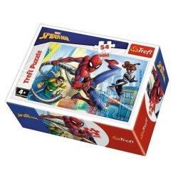 Puzzle mini 54 el. Spider Man 19607 (54164)