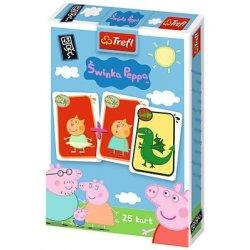 Gra Karty PIOTRUŚ: Świnka Peppa 08277
