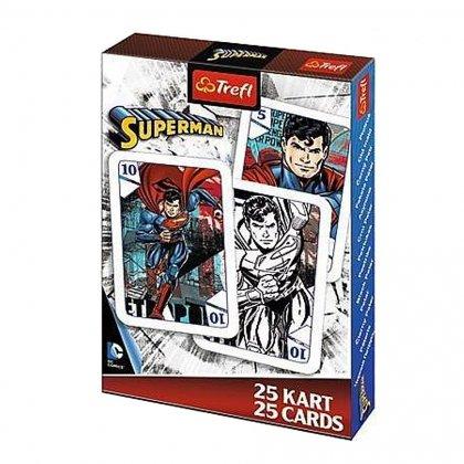 Gra Karty PIOTRUŚ: Superman 08469