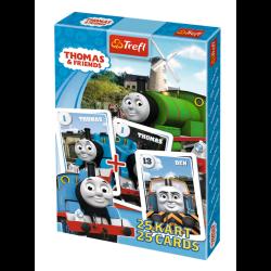 Gra Karty PIOTRUŚ: Tomek i Przyjaciele 08473