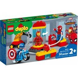 LEGO DUPLO 10921 Super Heroes Lab