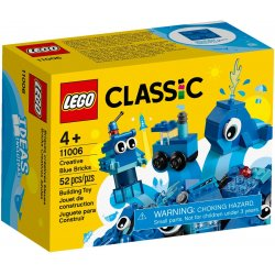 LEGO 11006 Creative Blue Bricks