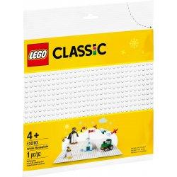 LEGO 11010 Biała płytka konstrukcyjna