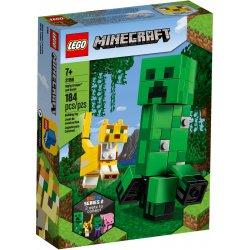 LEGO 21156 Minecraft BigFig Creeper with Ocelot