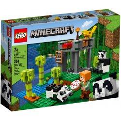 LEGO 21158 Żłobek dla pand