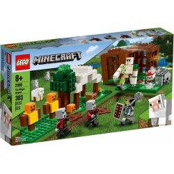 LEGO 21159 The Raider Outpost
