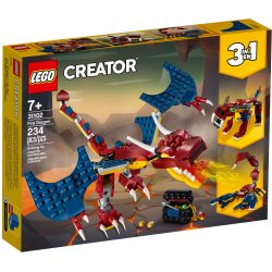 LEGO 31102 Fire Dragon