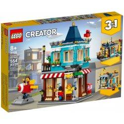 LEGO 31105 Sklep z zabawkami