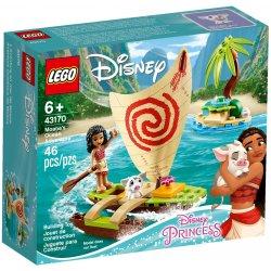 LEGO 43170 Moana's Ocean Adventure