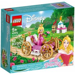 LEGO 43173 Aurora's Royal Carriage