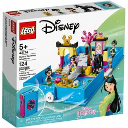 LEGO 43174 Mulan's Storybook Adventures