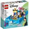LEGO 43174 Książka z przygodami Mulan