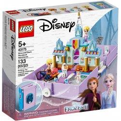 LEGO 43175 Książka z przygodami Anny i Elsy