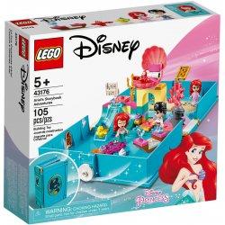 LEGO 43176 Książka z przygodami Arielki