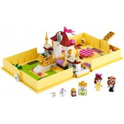 LEGO 43177 Belle's Storybook Adventures