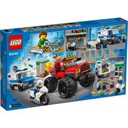 LEGO 60245 Napad z monster truckiem