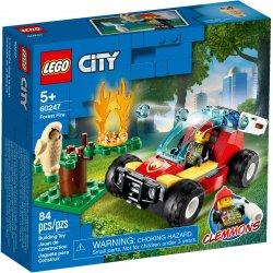 LEGO 60247 Pożar lasu