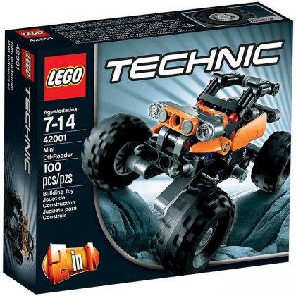 Lego 42001 Samochód Terenowy Klocki Lego Technic Mojeklocki24