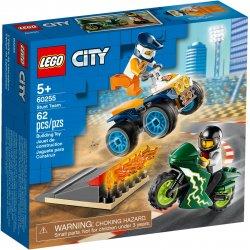 LEGO 60255 Ekipa kaskaderów