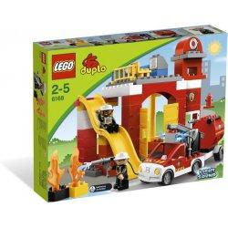 LEGO DUPLO 6168 Rmiza