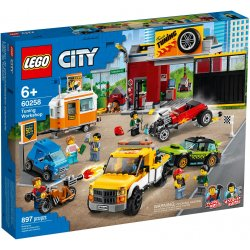 LEGO 60258 Tuning Workshop