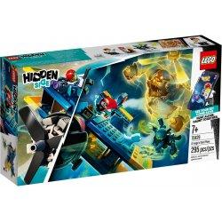 LEGO 70429 Samolot kaskaderski El Fuego