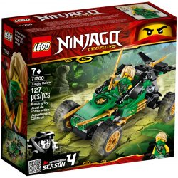 LEGO 71700 Dżunglowy ścigacz