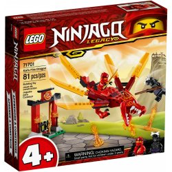 LEGO 71701 Kai's Fire Dragon