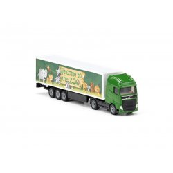 Siku Super: Seria 16 - Ciężarówka z przyczepą 1627