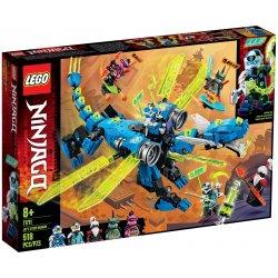LEGO 71711 Jay's Cyber Dragon