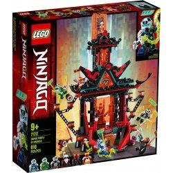 LEGO 71712 Imperialna Świątynia szaleństwa