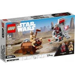 LEGO 75265 T-16 Skyhopper kontra mikromyśliwce Bantha
