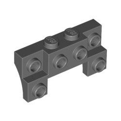 14520 Klocek / Brick 1x4x1 2/3 W. V. Knobs