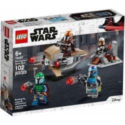 LEGO 75267 Zestaw bojowy Mandalorianina