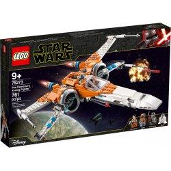 LEGO 75273 Myśliwiec X-Wing Poe Damerona