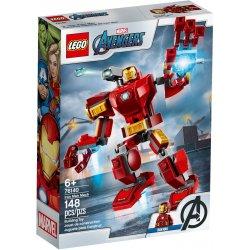 LEGO 76140 Mech Iron Mana