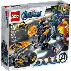LEGO 76143 Avengers Truck Take-down