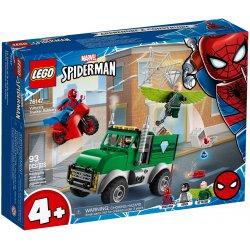 LEGO 76147 Napad Sępa na furgonetkę