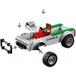 LEGO 76147 Vulture's Trucker Robbery
