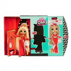 L.O.L. Surprise OMG Top Secret O.M.G. LOL Lalka M.C. Swag 560548