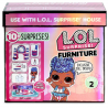 L.O.L. Surprise Furniture, Backstage, laleczka z mebelkami seria 2