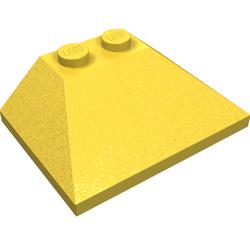 4861 Roof Tile 3x4, 25°/45°