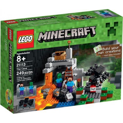 LEGO 21113 Jaskinia