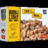 Brick Trick Zestaw uzupełniający cegły zamkowe mozaika 61153