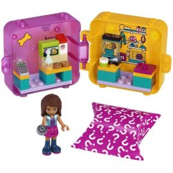 LEGO 41400 Andrea's Play Cube - Pet Shop