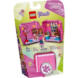 LEGO 41407 Olivia's Play Cube - Sweet Shop
