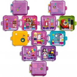 LEGO 41409 Emma's Play Cube - Toy Store