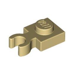 LEGO 4085 / 60897 Plate 1x1 W. Holder